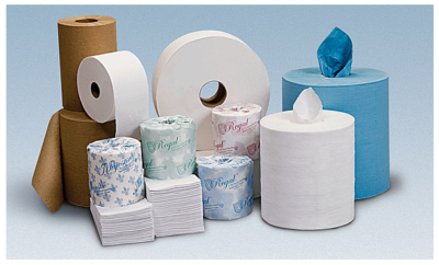 Stock your Louisville, KY bathroom with paper products and janitorial supplies.